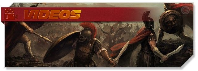 Sparta War of Empires - Videos - DE