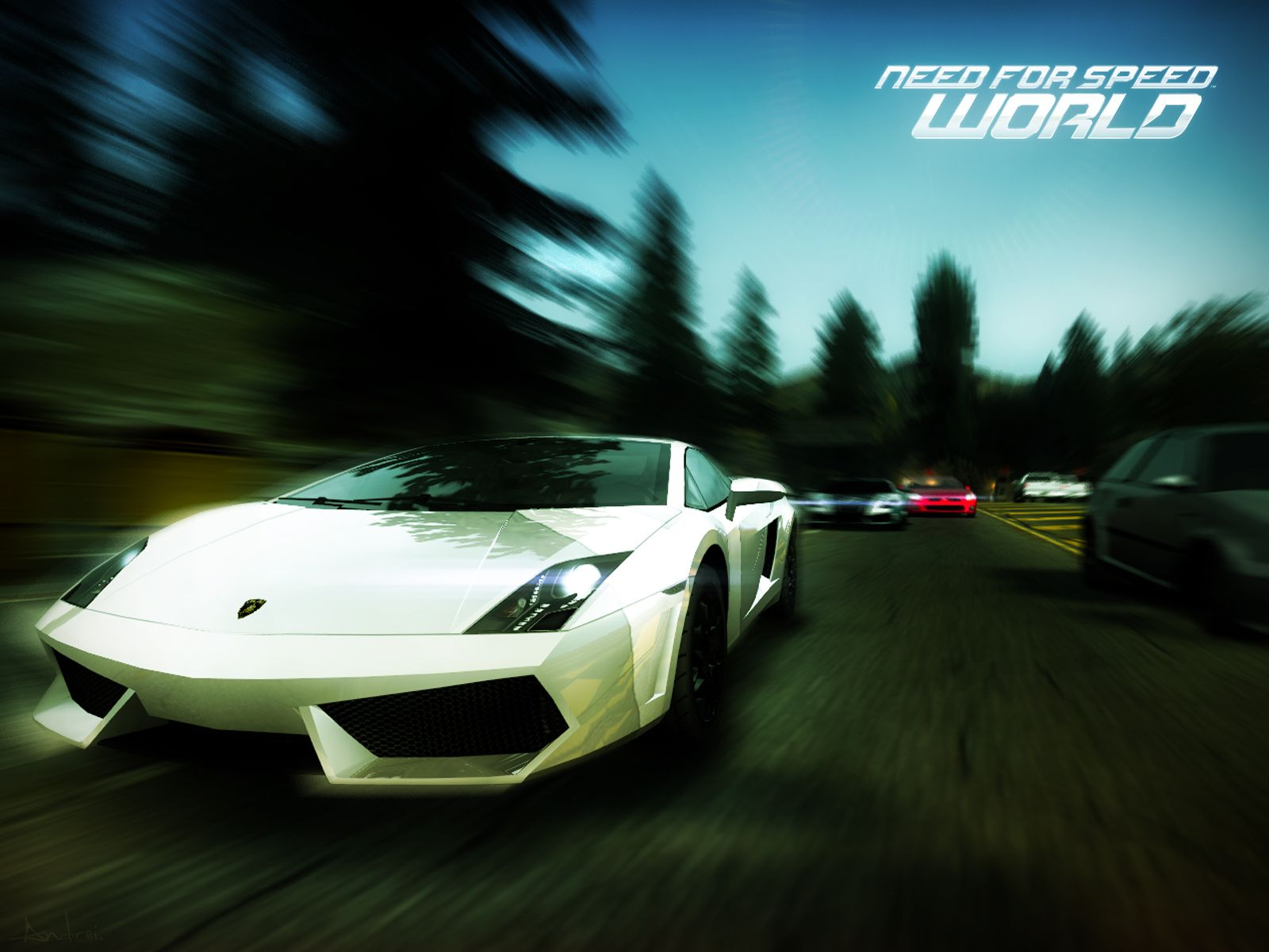 Need for speed world wallpapers for Need for speed gratis