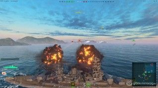 World of Warships screenshots  (3)