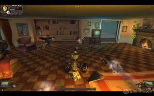 Guns and Robots screenshot (5)