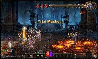 Sword Saga screenshot 1