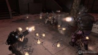 Blacklight Retribution screenshots (3)