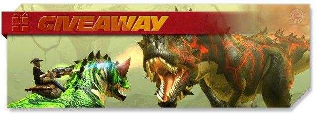 Giveaway-Aktion: Gratis-Items für Dino Storm