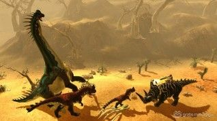 Dino Storm screenshot (3)