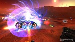 Pirate Galaxy screenshot 1