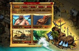 Pirates Tides of Fortune screenshot (1)