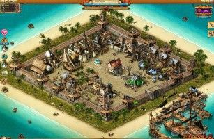 Pirates Tides of Fortune screenshot (2)