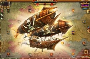 Pirates Tides of Fortune screenshot (4)