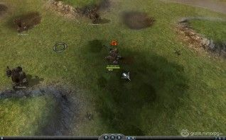 Steel Legions screenshot (1)