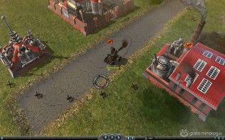 Steel Legions screenshot (7)