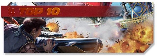 TOP 10 December Browsers - headlogo