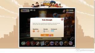 Hero Zero screenshots 3