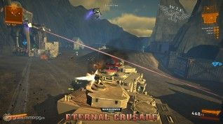 Warhammer 40K Eternal Crusade - screenshot (2)