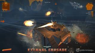 Warhammer 40K Eternal Crusade - screenshot (3)