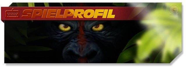 Jungle Wars - Game Profile headlogo - DE