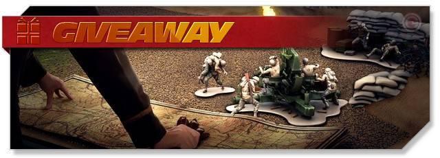 Panzer General Online - Giveaway headlogo - DE