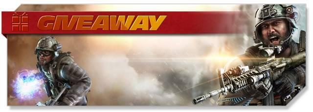 Combat Arms Line of Sight - Giveaway headlogo - DE