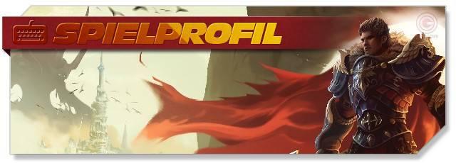 Echo of Soul - Game Profile headlogo - DE