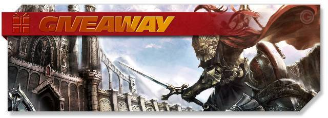 Rodinia War - Giveaway headlogo - DE
