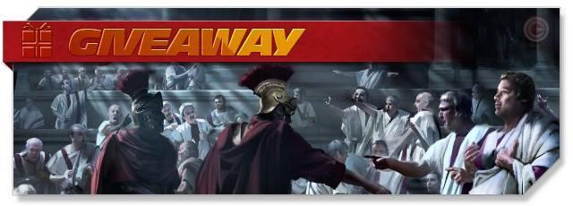 Total War Arena - giveaway headlogo - DE