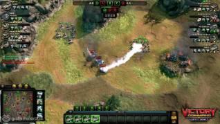 Victory Command screenshot 1