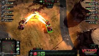 Victory Command screenshot 3