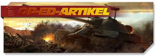 Was würdet ihr ändern bei... World of Tanks?