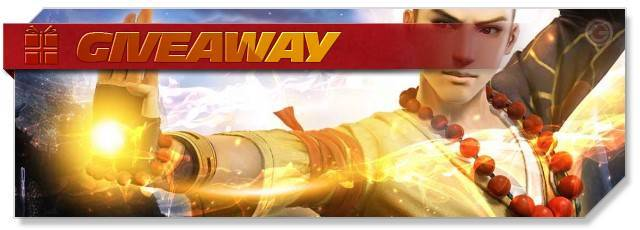 Age of Wulin - Giveaway headlogo - DE