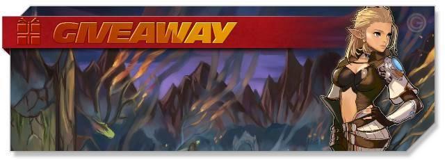 Fiesta Online - giveaway headlogo - DE