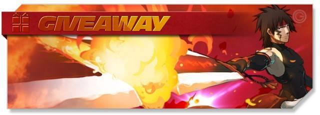 Bleach Online - Giveaway headlogo - EN