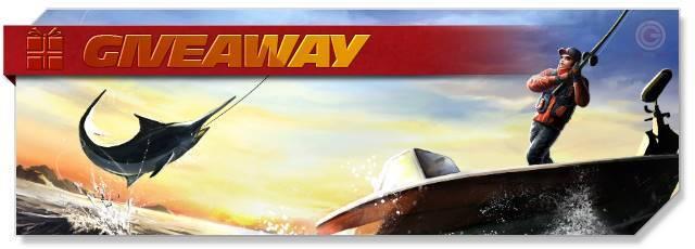 World of Fishing - Giveaway headlogo - DE