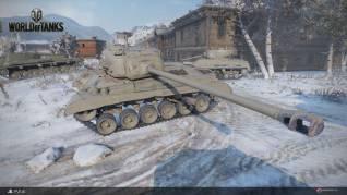 World of Tanks PS4 Announcement screenshots (1)