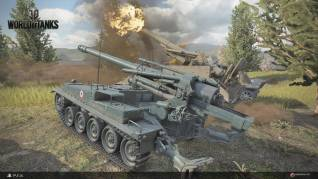World of Tanks PS4 Announcement screenshots (3)