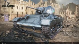 World of Tanks PS4 Announcement screenshots (4)