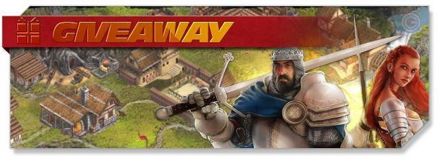 Khan Wars - Giveaway headlogo - DE
