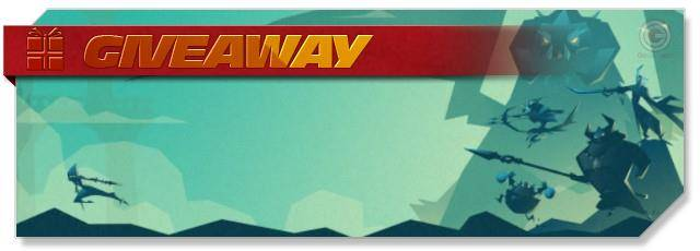 Gigantic - Giveaway headlogo - DE