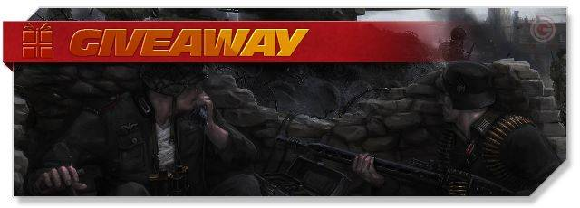 Heroes and Generals - Giveaway headlogo - DE