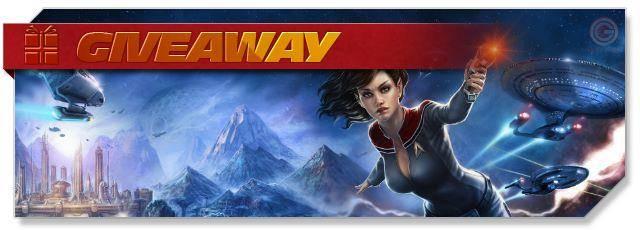 Star Trek Online - Giveaway headlogo - DE