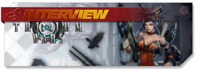 Trinium Wars - interview - DE