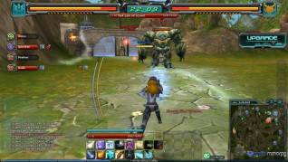 Trinium Wars screenshots interview gratismmorpg 1