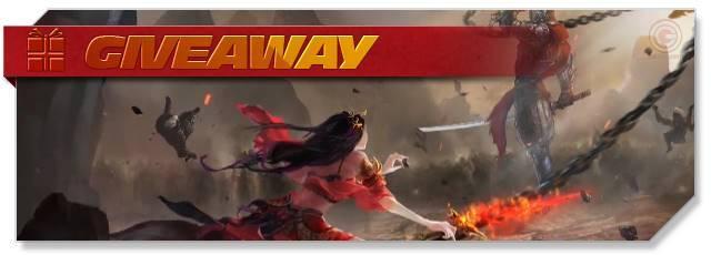 Conquer Online - Giveaway headlogo - DE