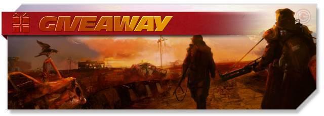 The Skies - Giveaway headlogo - DE