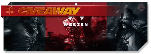 Webzen Summer Giveaway headlogo - DE
