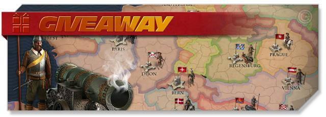New World Empires - Giveaway headlogo - DE