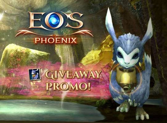 Echo of Soul Phoenix Giveaway