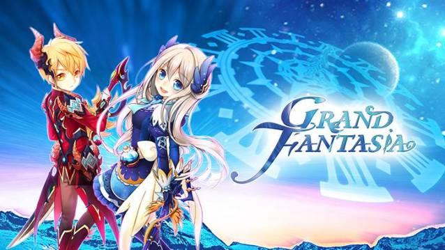Grand Fantasia Fantasy-Onlinerollenspiel
