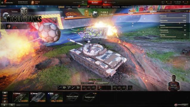 WoT Panzer-MMOs