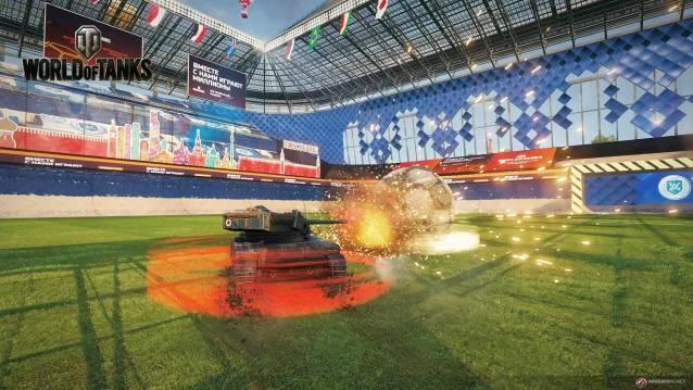 WoT Panzerfußball 2018