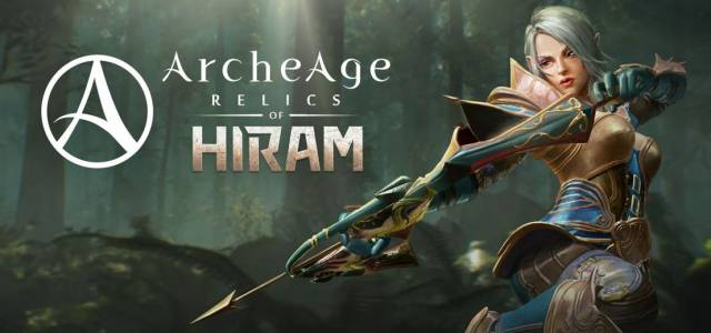 ArcheAge: Update 5.1 bietet neue Features für Piraten und Helden - ArcheAge Update 5.1 Relics of Hiram