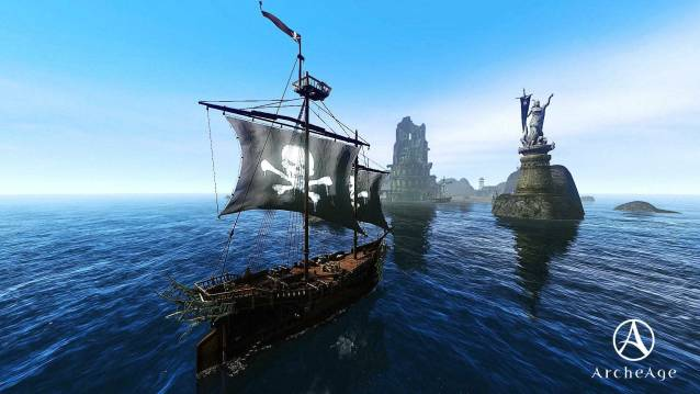 ArcheAge Pirate